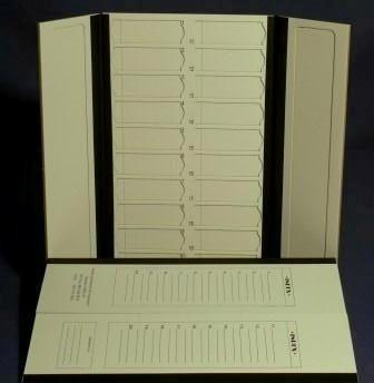 20-Slide Folder,  40/Case