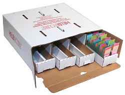 HeldSecure Slide Storage Box