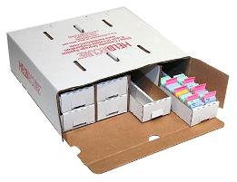 HeldSecure Cassette Storage Box