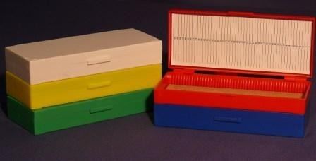 Slide Storage Box - 50-Slide