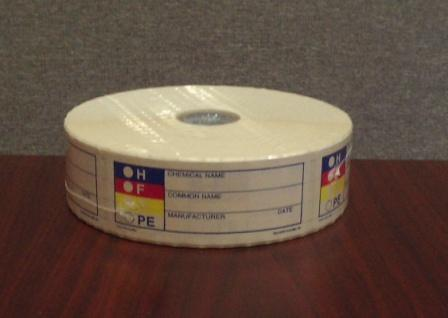 HMIG Write-On Labels