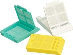Micromesh Biopsy Cassettes W/Attached Lids 1000/Case