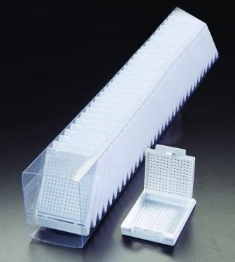 Slimsette Biopsy Cassettes in Sleeves 750/Case