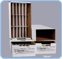 Slide Storage Unit-All Corrugated