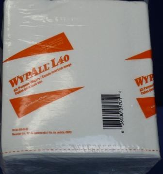 Wipers, WYPALL L40