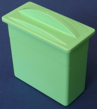 Staining Dish, Green