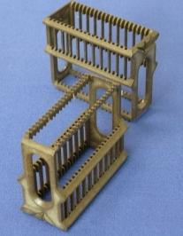 Slide Baskets,  Microwavable