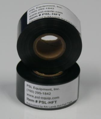 Hot Foil Tape, Cassette Printer