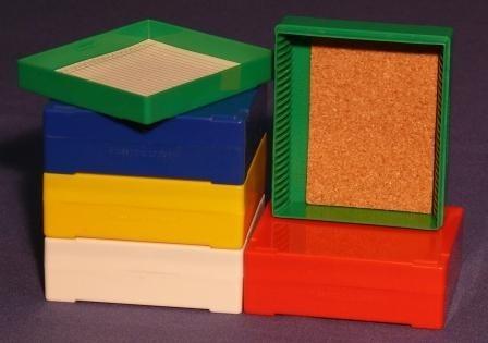 Slide Storage Box - 25-Slide