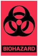 Label, Biohazard